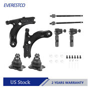 Left And Right Front Lower Control Arm Ball Joints For Volkswagen Beetle Jetta