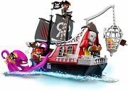 Pinypon Action Boat Pirate Fleet On The Water And With Wheels 1 Figure Octopus