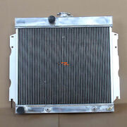 Aluminum Radiator For Dodge Dart Charger Coronet Plymouth Satellite 3row 1635 At