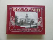 Official Souvenir...the Fifteenth General Assembly Of Colorado, 1904 - A Beauty