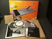 Wacom Bamboo Create Pen And Touch Tablet Cth670 Original Box And Accessories