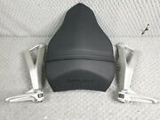 Genuine Ducati 848 1098 1198 Rear Seat And Pegs