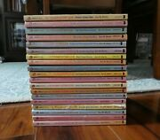 Lot Of 19 Babysitters Club Books 1-25 Missing Some First Printings Vintage Set