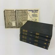 Audels Gardeners And Growers Guide Vol1-4 Hardcover 1928 Antique Books 1st Edition