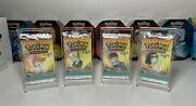 Pokemon 1st Edition Gym Heroes Booster Packs Complete Art Set Acrylic Display