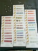 Color Street Lot 100 Nail Strips New And Retired Hard To Find Free Ship