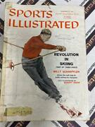 Collection Of 5 - Sports Illustrated - 1954 To 1959 - Skiing Fishing Boxing