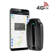 Magnetic Gps Car Tracker 4g Lte Vehicle Real Time Tracking Device Voice Monitor