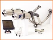2002 Monster S4 Ms4 Termignoni Oval Full Exhaust Muffler Set Ecu And Air Filter Pp