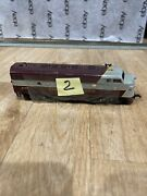 Ho Vintage Tyco Canadian Pacific F7 4107
