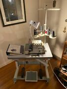 Brother Ultra High Speed Industrial Overlock Sewing Machine Excellent Condition