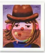Super Future Kid Billy Big Ears 2021 Print Edition Of 60 Sold Out Not Banksy