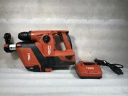 Hilti Te 4-a22 Cordless Hammer Drill And Te Drs-4-a With Battery And Charger