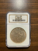 1922-d Peace Silver Dollar 1 Ngc Ms 65 Type 2 Low Relief