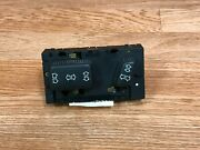 Bmw Oem E39 E38 740 530 540 M5 Front Left Driver Side Seat Switch Control 97_03