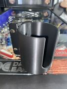 Pinball Machine Cup/drink/pop/soda Holder Front Or Side Mount - Black