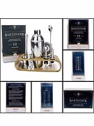 Mixology Bartender Kit 12-piece Bar Tool Set With Stylish Bamboo Stand - Home -