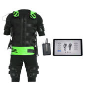 Gym Fitness Ems Suit Ems Muscle Training Machine For Gym Sports Club All Size