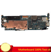 100 Tested For Dell Latitude 13 7370 Motherboard M7-6y75 8g Ram 0t73t5 La-d312p