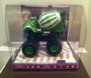 Disney Store Cars Diecast Patty O' Concrete Deluxe Size New In Box