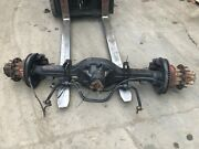 Rear Axle Chassis Cab Drw 4.30 Ratio Fits 2013 2014 2015 2016 Ford F350sd F550