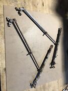 Vintage 1940andrsquos 1950and039s Chevrolet Truck Accessory Towing Mirror Brackets