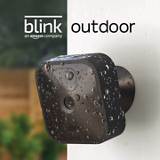 Blink Outdoor - Wireless Weather-resistant Hd Security Camera Two-year Battery
