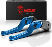 Mzs Brake Clutch Levers For Yamaha Yzf R1 2004 2005 2006 2007 2008 1pair Us Cnc