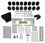 Performance Accessories 60203 3 Body Lift Kit For Dodge Ram 1500