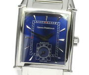 Girard-perregaux Vintage 2594 Blue Dial Automatic Menand039s Watch_615364