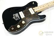 Sago Buntline Thermo Wood Ash Thinline Telecaster [mh071] Electric Guitar