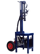 Oxdale Products Se400 Petrol Driven Log Splitter Splits Up To 18 10 Ton Ram