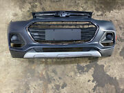 Front Bumper Cover Upper / Lower 2017 2018 2019 Fits Chevy Trax Complete +grille