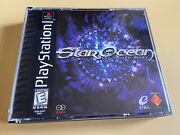 Star Ocean The Second Story Ps1 Rpg 1999 No Manual
