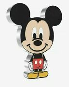 2021 2 Niue - Chibi Coins Mickey Mouse - New Zealand Mint