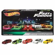 Hot Wheels Premium Fast And Furious - Original Fast - Set Of 5 Factory Sealed