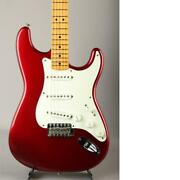 Fender American Vintage 57 Stratocaster Candy Apple Red 1994 Electric Guitar