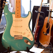 Fender 2001 American Vintage And03957 Stratocaster Thin Lacquer Ocean Turqu