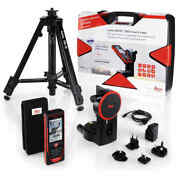Leica Disto D810 Touch Professional Package Including Tripod Hardcase Adapter