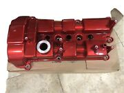 Ford Focus 2005-07 2.0 16 Valve Duratec Cherry Red Powdered Coated Valve Cover