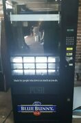 Fastcorp F631 Frozen Food Ice Cream Vending Machine For Parts Or Repair