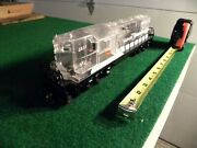 Lionel 2337 Wabash Gp7 Ghost Clear Shell - Horn - Lights Frtandrear Fast Ship