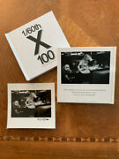 Limited Edition Photography Book By Robert Shaw Plus Original Signed Print.