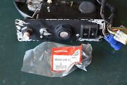 Bf Honda Key Panel Assembly And Gauge Harness Outboard Oem