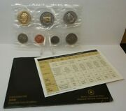 2006 Royal Canadian Mint Uncirculated Coin Set - G456