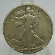 1933 S Walking Liberty Half Dollar 50andcent Silver Us Coin - H2040