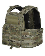 Crye Precision Cage Plate Carrier And Plate Pouch Set Einsatz Weste Multicam