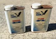 Sea Hawk Lot Of 2 Containers Xy Lene 7130 Cleaner And Reducer 2033