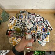 1200+ Sports Cards Mlbnfl Many Products See Description