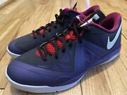 Very Rare Nike Lebron St Ii Low Deadstock Sample Shoes Mens Sz 9 Asia Exclusive